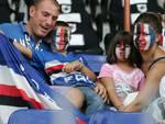 Sampdoria tifosi