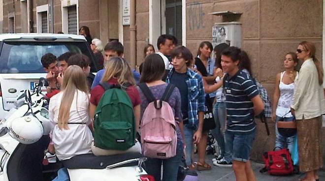 Studenti scuola