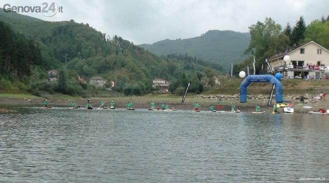 Sup Lago di Osiglia