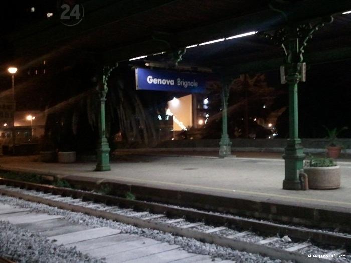 treno, stazione brignole