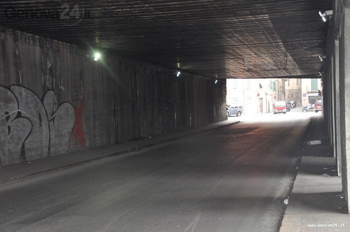tunnel via degola