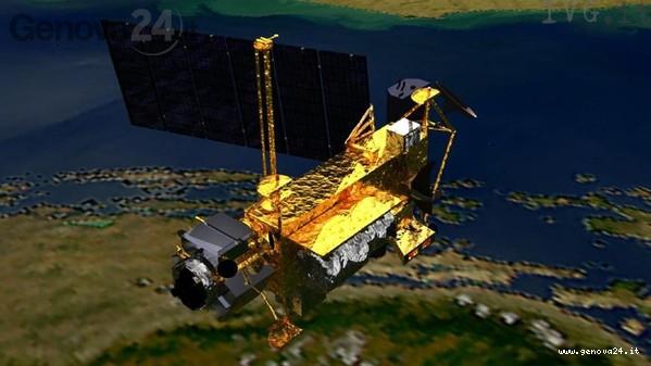 Uars satellite spazio