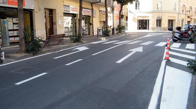Albenga Via dei Mille