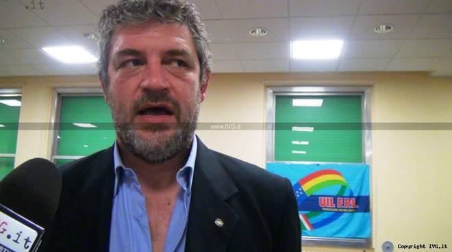Alessandro Enrico, segretario Uil Fpl Savona