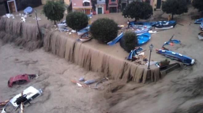 alluvione spezia