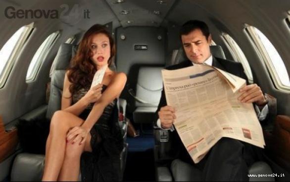 fiction rai uno escort giornalista