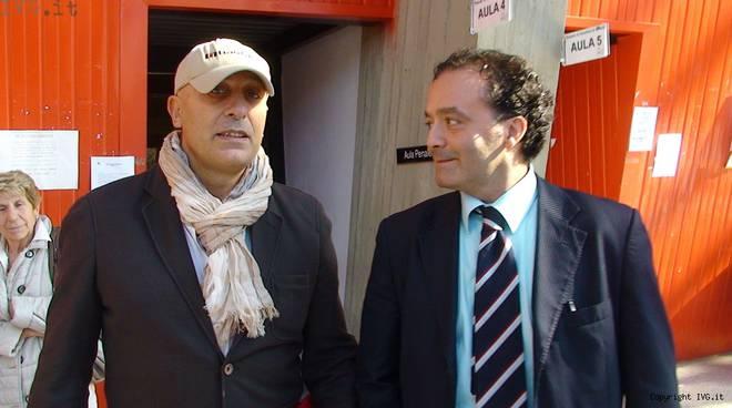 Gino Messina e Antonio Paparo