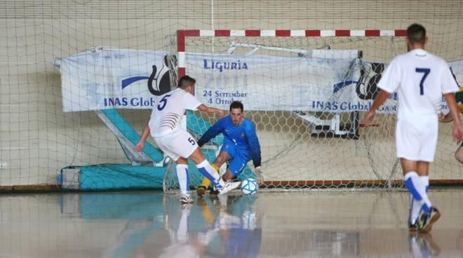global games futsal italia