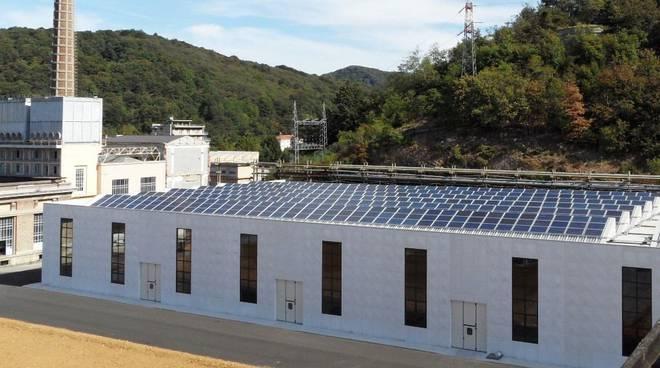 Impianto Nuova Fabbrica Fotovoltaica