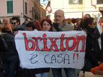 Manifestazione pro brixton Alassio