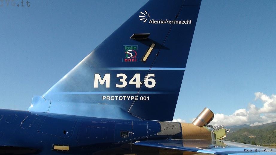modelli M-346 frecce tricolori