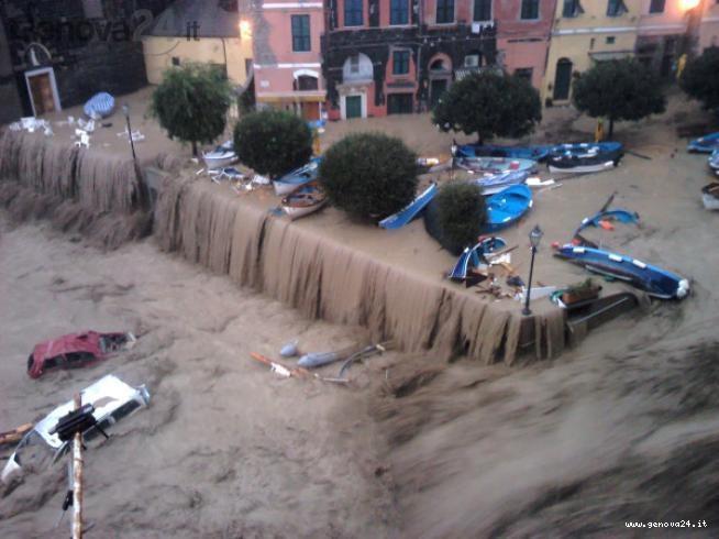 monterosso alluvione
