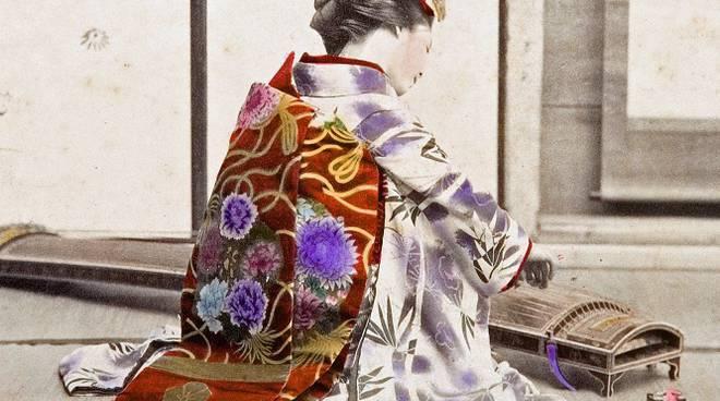 """mostra """"Giappone – L'impero perduto"""""""