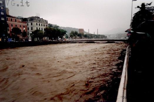 pioggia Alassio
