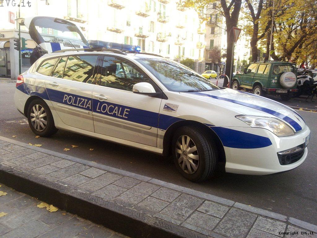 Polizia municipale Savona