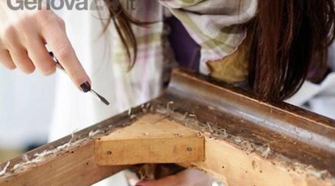 restauro artigianato
