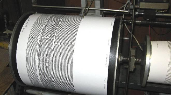 sismografo, terremoto