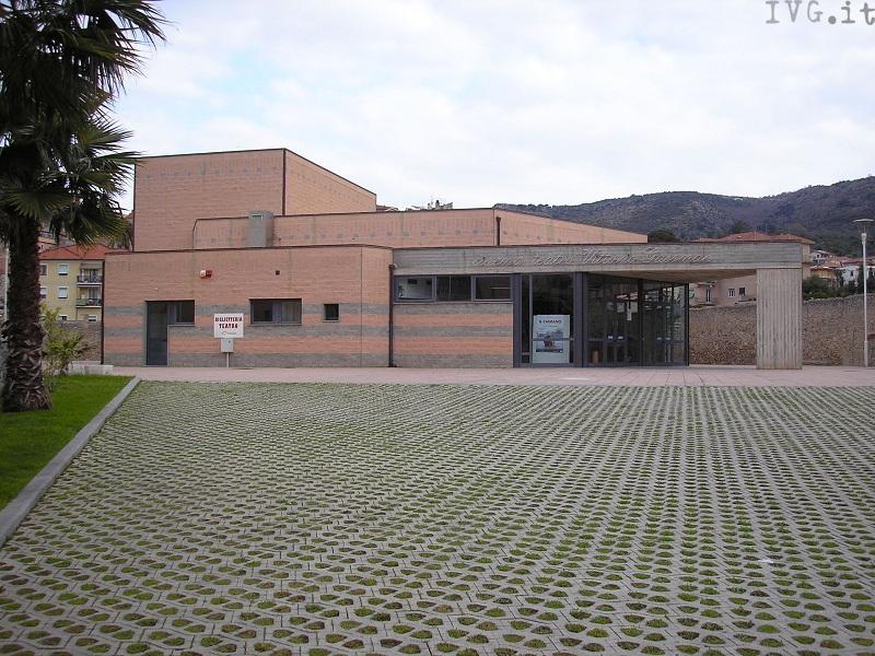 teatro gassman Borgio