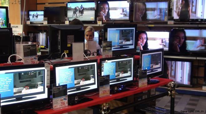 Televisione, tv, digitale terrestre
