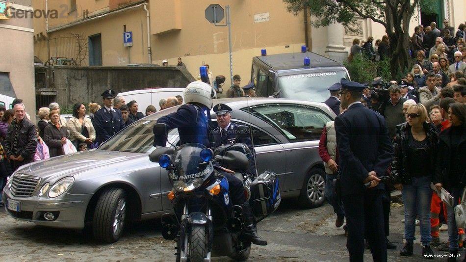 Alluvione - funerali Angela Chiaramonte