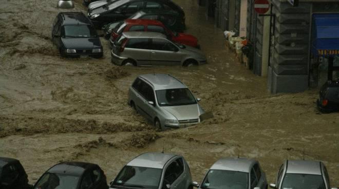 alluvione genova 2011