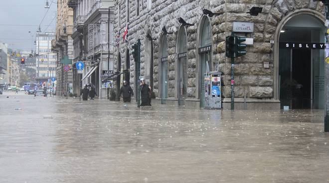 Alluvione Genova ottobre 2011