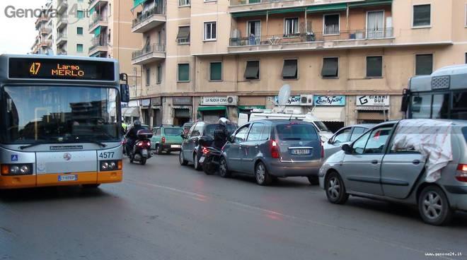Autobus amt traffico