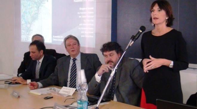 Incontro Paita Vaccarezza Ruggeri su Albenga Predosa