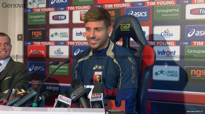 Genoa, esami per Veloso e Gentiletti: il comunicato del club