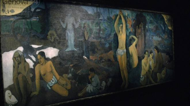 mostra van gogh gauguin