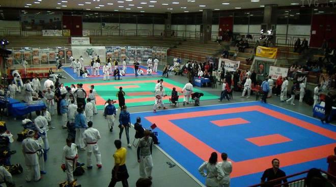 Quiliano -campionati regionali Karate