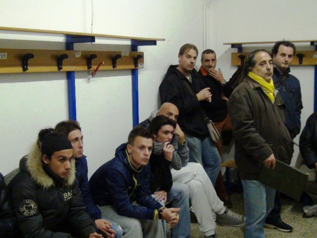 Savona Calcio, conf stampa autogestione