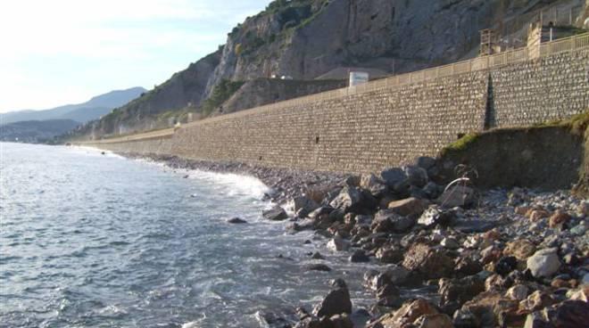 Spiaggia Caprazoppa Finale