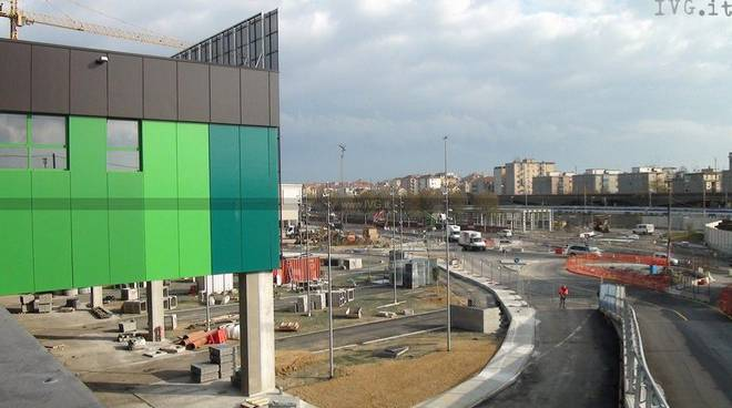 Visita cantiere metalmetron Savona - Le Officine