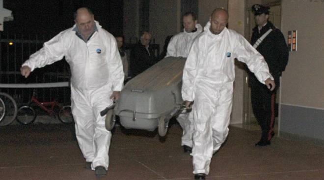 Albisola - omicidio Bellino