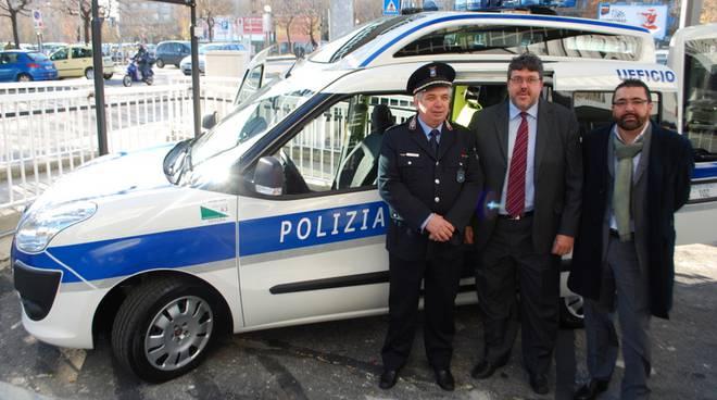 angelo vaccarezza e polizia provinciale