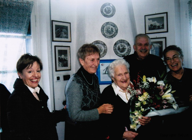 centenaria Maria Siri