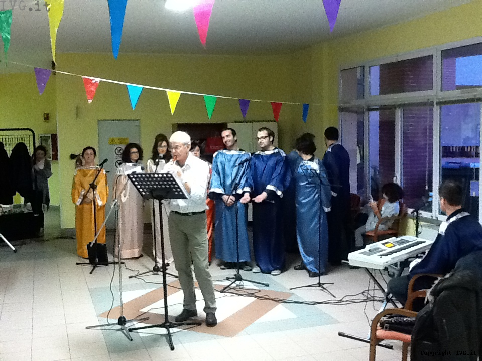 Corale di gospel al Trincheri di Albenga