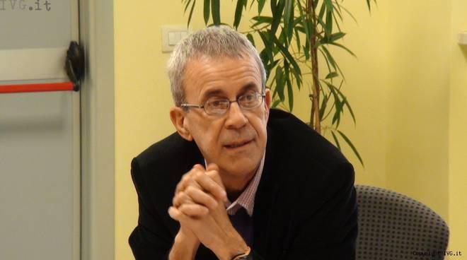 dott. filippo falchero presidente del Collegio dei Primari dell'Ospedale S.M. di Misericordia di Albenga