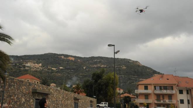 Drone Borgio