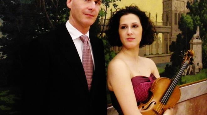duo musicale Bianchi Bernecoli