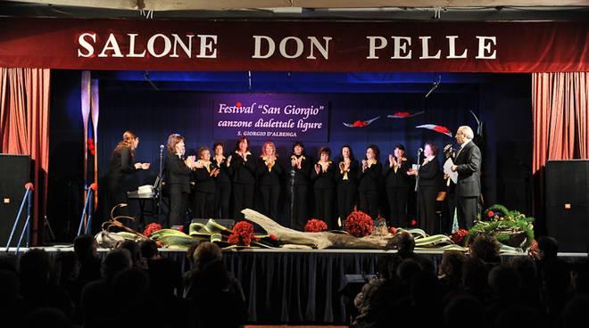 festival canzone dialettale san giorgio