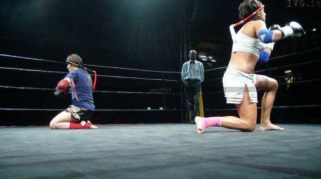 Fightshow 2011 Loano
