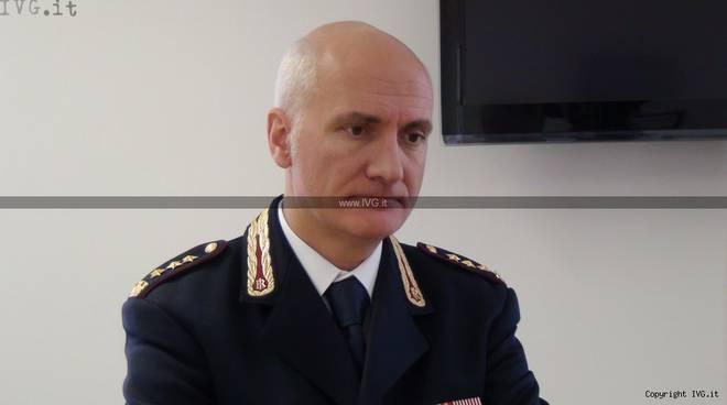 Filippo Guglielmino, questura