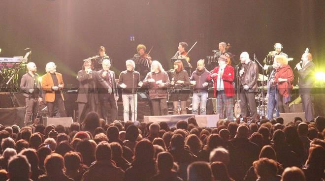 Genova - concerto per alluvionati