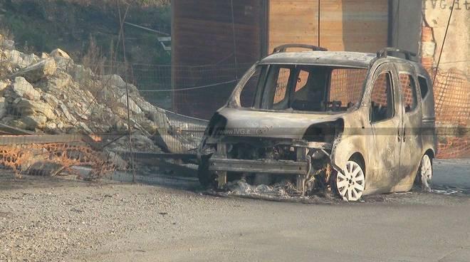 Incendio Vado Day after