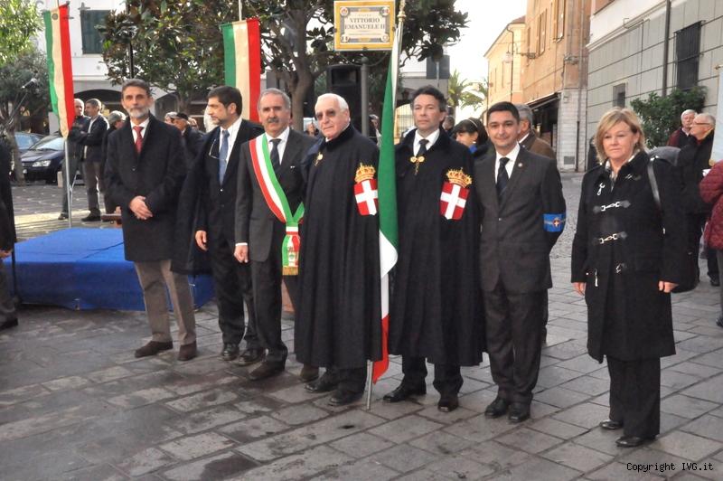 Pietra Ligure, Piazza Rosselli è diventata Piazza Vittorio ...