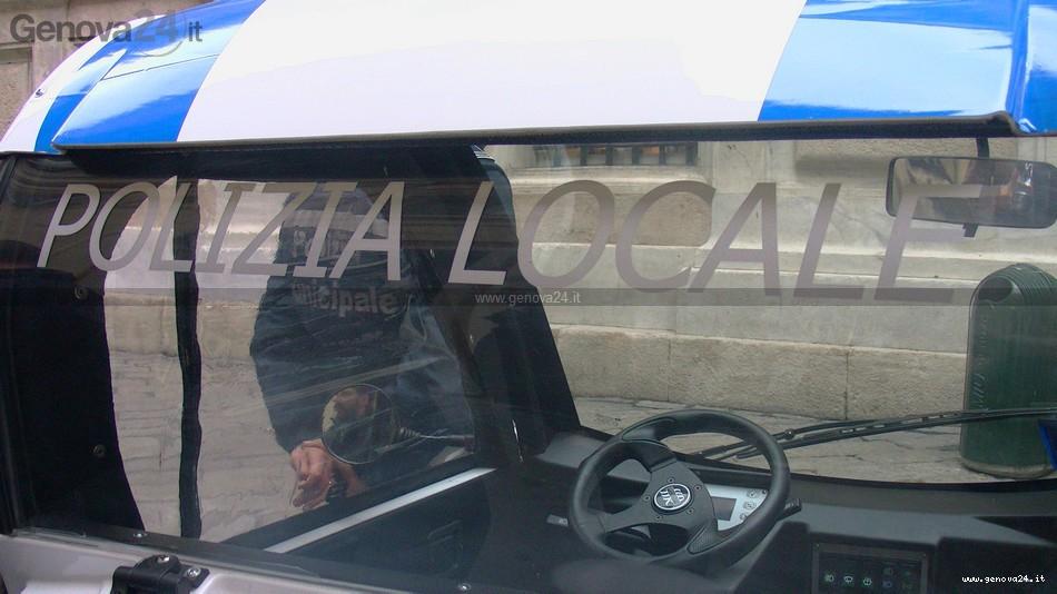 macchine elettriche polizia municipale