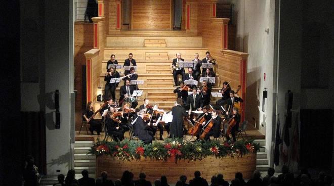 orchestra filarmonica di finale Camillo Sivori