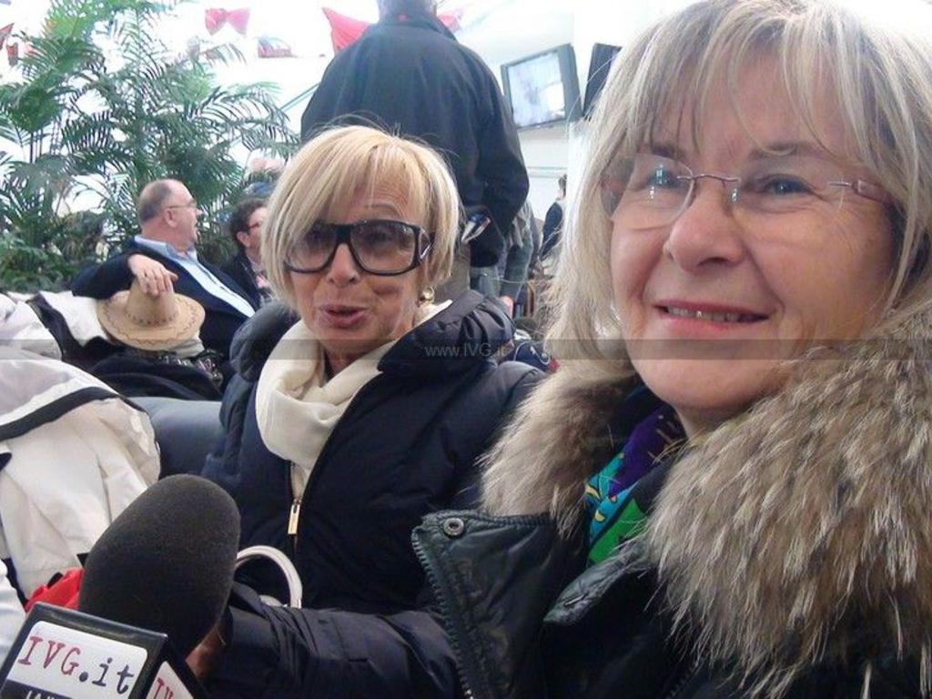 Savona - passeggeri giro del mondo